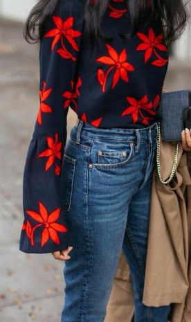 floral blouse 5