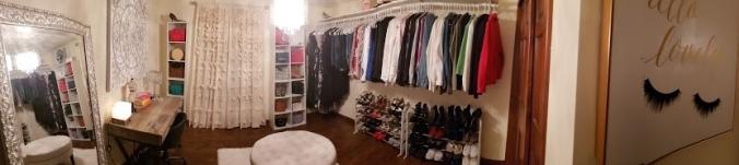 closet 7 panorama