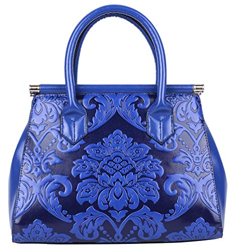 bright blue pretty